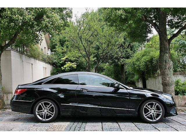 E250クーペ/ワンオーナー車/革シート/純正18アルミ(9枚目)