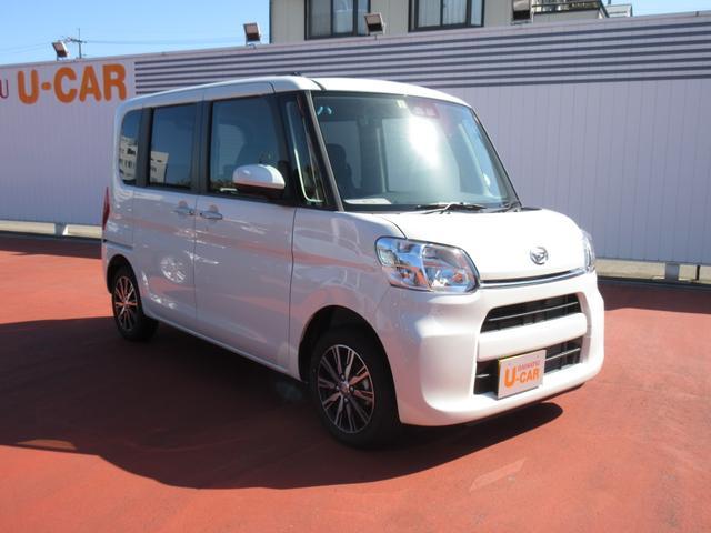 「ダイハツ」「タント」「コンパクトカー」「鳥取県」の中古車3