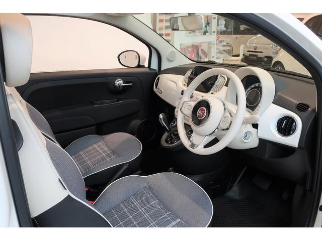 「フィアット」「500(チンクエチェント)」「コンパクトカー」「大阪府」の中古車5