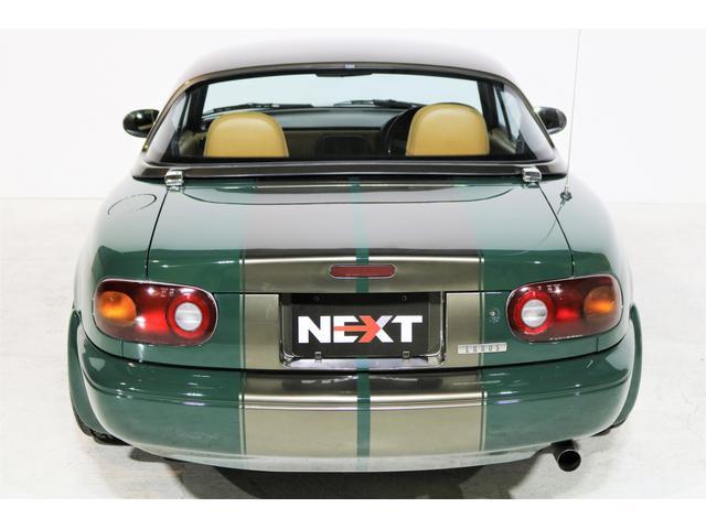 Vスペシャル NB6速MT載換 車高調 ハードトップ(8枚目)