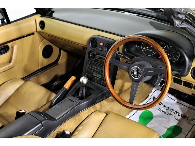 Vスペシャル NB6速MT載換 車高調 ハードトップ(16枚目)