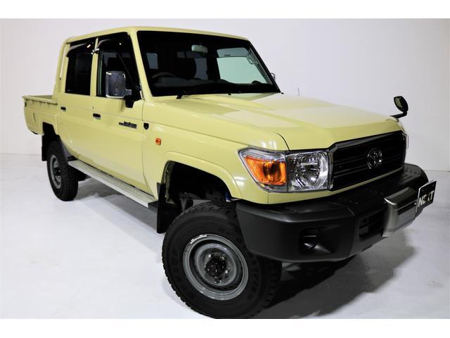 「トヨタ」「ランドクルーザー70」「SUV・クロカン」「大阪府」の中古車2