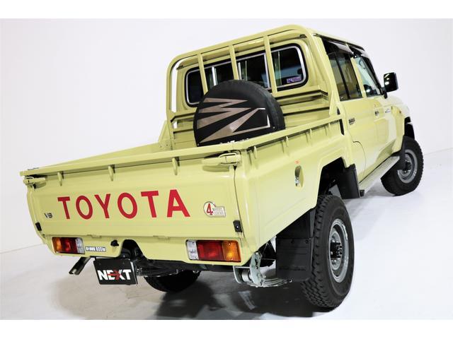 「トヨタ」「ランドクルーザー70」「SUV・クロカン」「大阪府」の中古車3
