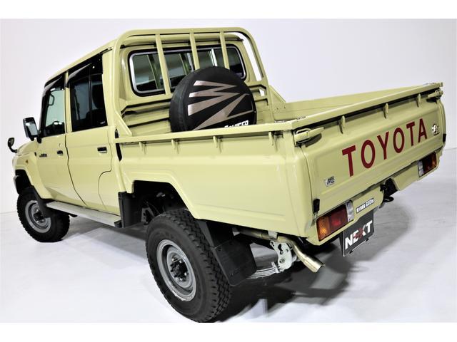 「トヨタ」「ランドクルーザー70」「SUV・クロカン」「大阪府」の中古車4