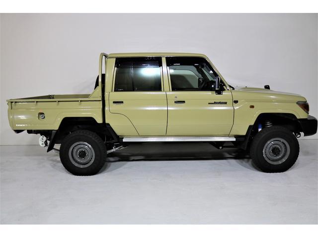 「トヨタ」「ランドクルーザー70」「SUV・クロカン」「大阪府」の中古車6
