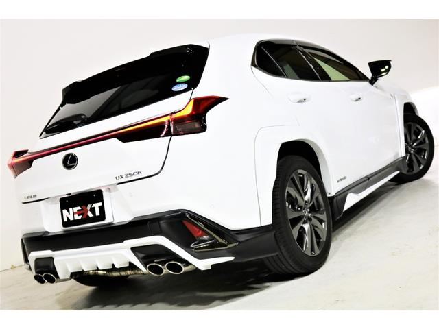 UX250h Fスポーツ ワンオーナー 禁煙車 TRDフルエアロ(5枚目)
