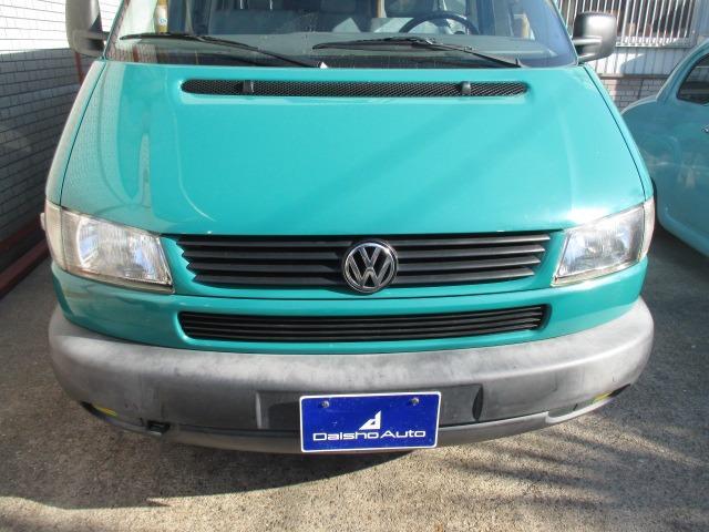 フォルクスワーゲン VW ヴァナゴン ウエストファリア