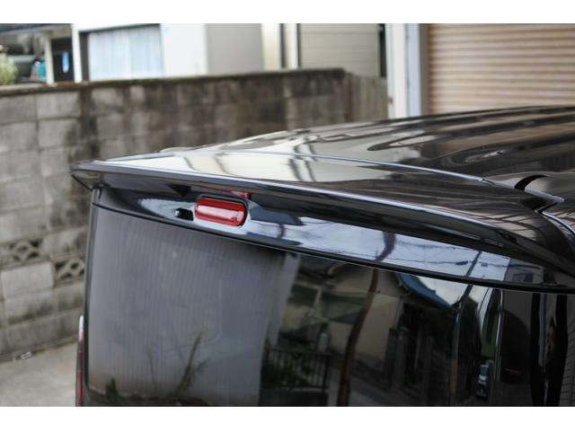 ベースグレード デュアルブレーキサポート 両側パワースライドドア 9インチナビ スマートキー ドライブレコーダー 社外アルミホイール 純正ETC プッシュスタート LEDフォグ HID バックカメラ 社外テール(39枚目)