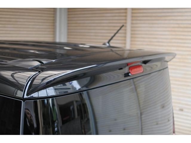 ベースグレード デュアルブレーキサポート 両側パワースライドドア 9インチナビ スマートキー ドライブレコーダー 社外アルミホイール 純正ETC プッシュスタート LEDフォグ HID バックカメラ 社外テール(40枚目)