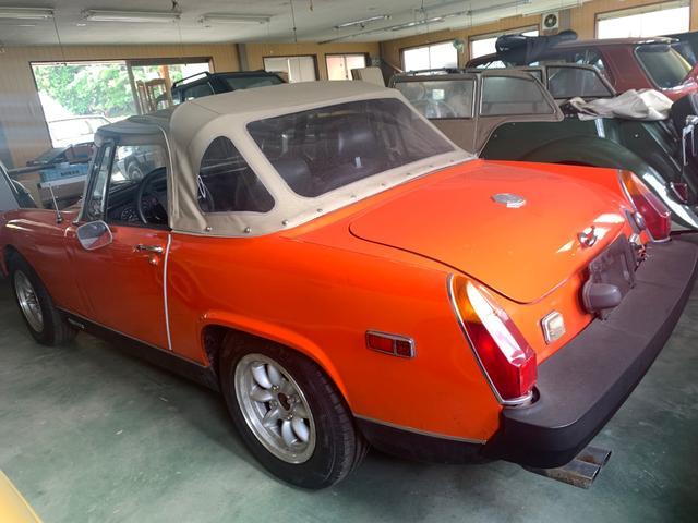 「MG」「ミゼット」「オープンカー」「京都府」の中古車2