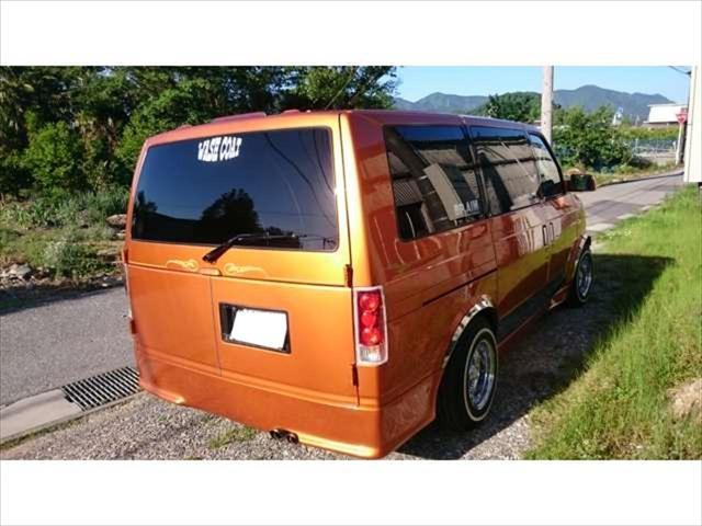 「シボレー」「シボレー アストロ」「ミニバン・ワンボックス」「滋賀県」の中古車5
