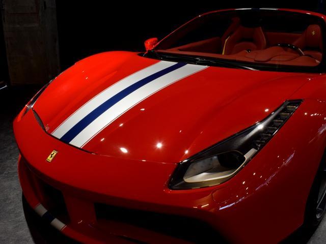 「フェラーリ」「フェラーリ 488スパイダー」「オープンカー」「兵庫県」の中古車20