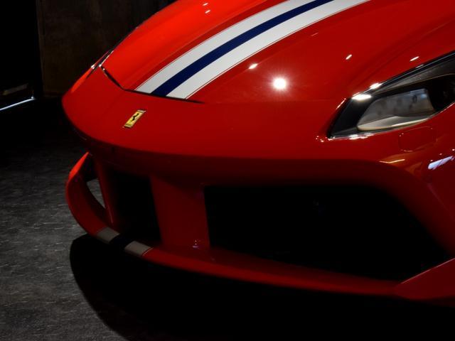 「フェラーリ」「フェラーリ 488スパイダー」「オープンカー」「兵庫県」の中古車22