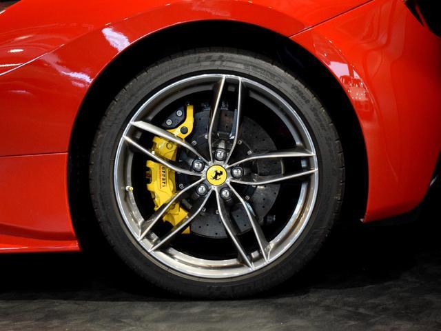 「フェラーリ」「フェラーリ 488スパイダー」「オープンカー」「兵庫県」の中古車25