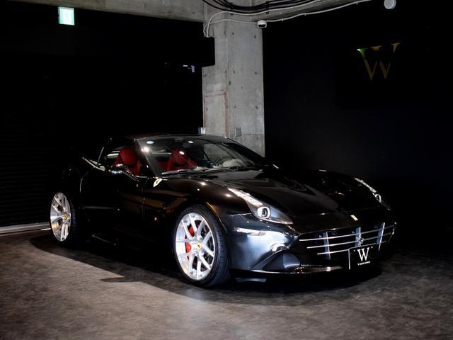 「フェラーリ」「フェラーリ カリフォルニアT」「オープンカー」「兵庫県」の中古車2