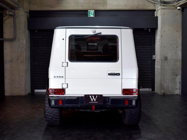 G550 ロング エディションセレクト 特別仕様限定車/後期ヘッドライト・サイドミラー/Zees可変マフラー/ブレンボBK/ブラバスF&Rバンパー/AMG20AW/カロッツェリアナビ&地デジ&バックカメラ/ハーマンカードン/ドラレコ/ETC(7枚目)