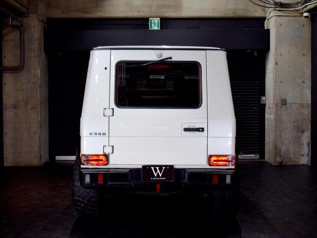 G550 ロング エディションセレクト 特別仕様限定車/後期ヘッドライト・サイドミラー/Zees可変マフラー/ブレンボBK/ブラバスF&Rバンパー/AMG20AW/カロッツェリアナビ&地デジ&バックカメラ/ハーマンカードン/ドラレコ/ETC(8枚目)