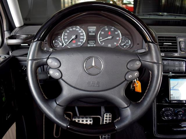 G550 ロング エディションセレクト 特別仕様限定車/後期ヘッドライト・サイドミラー/Zees可変マフラー/ブレンボBK/ブラバスF&Rバンパー/AMG20AW/カロッツェリアナビ&地デジ&バックカメラ/ハーマンカードン/ドラレコ/ETC(15枚目)