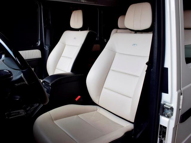 G550 ロング エディションセレクト 特別仕様限定車/後期ヘッドライト・サイドミラー/Zees可変マフラー/ブレンボBK/ブラバスF&Rバンパー/AMG20AW/カロッツェリアナビ&地デジ&バックカメラ/ハーマンカードン/ドラレコ/ETC(23枚目)