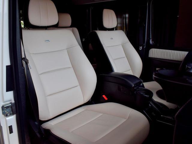 G550 ロング エディションセレクト 特別仕様限定車/後期ヘッドライト・サイドミラー/Zees可変マフラー/ブレンボBK/ブラバスF&Rバンパー/AMG20AW/カロッツェリアナビ&地デジ&バックカメラ/ハーマンカードン/ドラレコ/ETC(24枚目)
