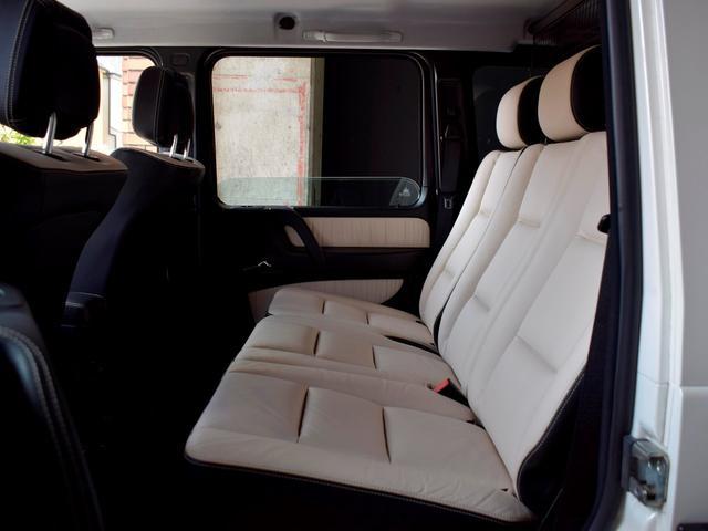 G550 ロング エディションセレクト 特別仕様限定車/後期ヘッドライト・サイドミラー/Zees可変マフラー/ブレンボBK/ブラバスF&Rバンパー/AMG20AW/カロッツェリアナビ&地デジ&バックカメラ/ハーマンカードン/ドラレコ/ETC(31枚目)