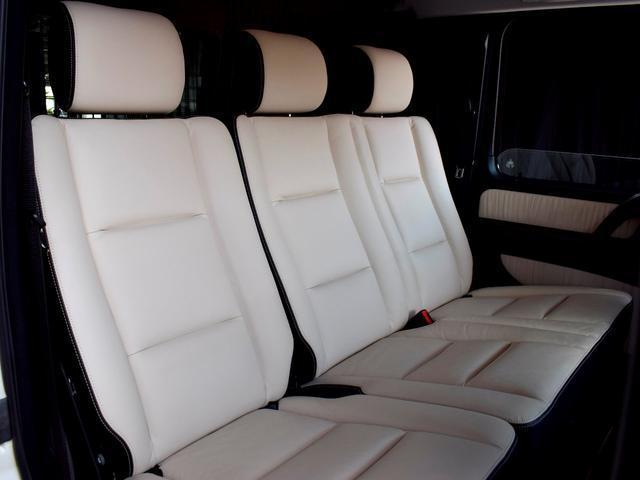 G550 ロング エディションセレクト 特別仕様限定車/後期ヘッドライト・サイドミラー/Zees可変マフラー/ブレンボBK/ブラバスF&Rバンパー/AMG20AW/カロッツェリアナビ&地デジ&バックカメラ/ハーマンカードン/ドラレコ/ETC(32枚目)