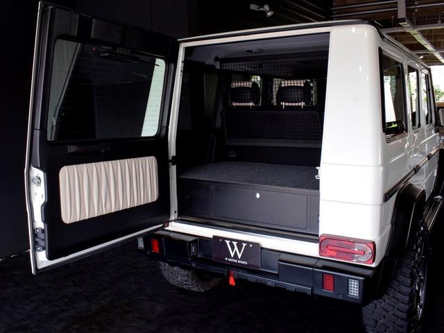 G550 ロング エディションセレクト 特別仕様限定車/後期ヘッドライト・サイドミラー/Zees可変マフラー/ブレンボBK/ブラバスF&Rバンパー/AMG20AW/カロッツェリアナビ&地デジ&バックカメラ/ハーマンカードン/ドラレコ/ETC(36枚目)