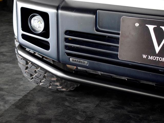 G550 ロング エディションセレクト 特別仕様限定車/後期ヘッドライト・サイドミラー/Zees可変マフラー/ブレンボBK/ブラバスF&Rバンパー/AMG20AW/カロッツェリアナビ&地デジ&バックカメラ/ハーマンカードン/ドラレコ/ETC(43枚目)