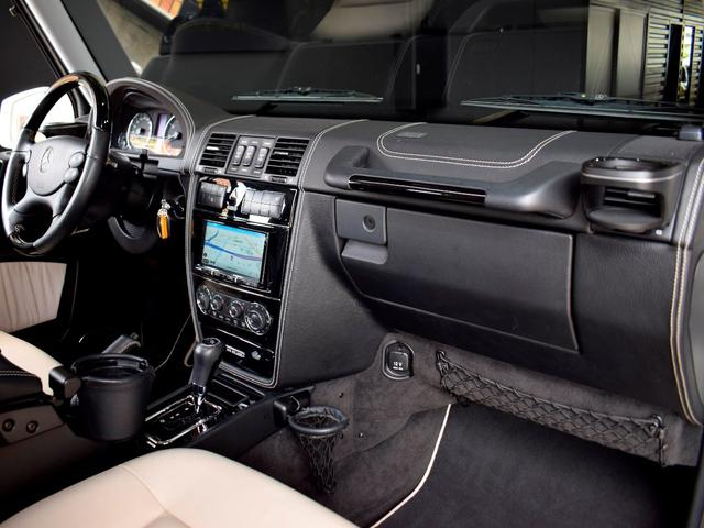 G550 ロング エディションセレクト 特別仕様限定車/後期ヘッドライト・サイドミラー/Zees可変マフラー/ブレンボBK/ブラバスF&Rバンパー/AMG20AW/カロッツェリアナビ&地デジ&バックカメラ/ハーマンカードン/ドラレコ/ETC(65枚目)