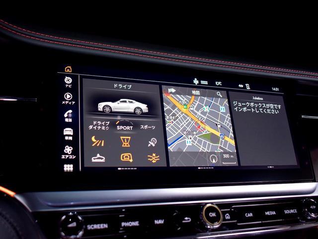 GT MY2020/1オーナ/MullinerDスペック/Naimオーディオ/ローテティングディスプレイ/ブラックライン/ツーリング・シティ・コンフォートシート・ムードライティング/Diamondローレット(15枚目)