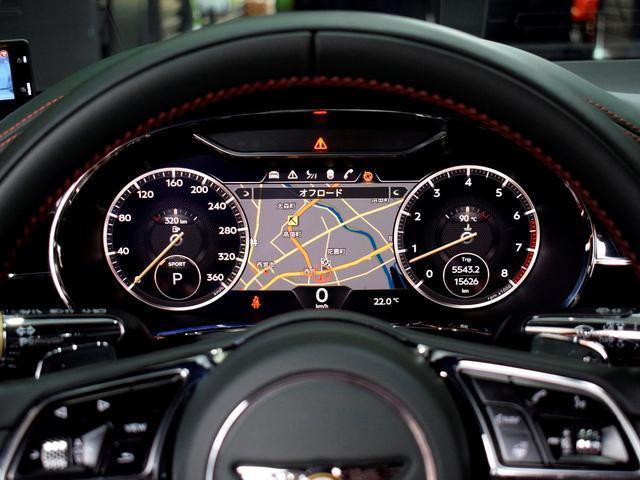 GT MY2020/1オーナ/MullinerDスペック/Naimオーディオ/ローテティングディスプレイ/ブラックライン/ツーリング・シティ・コンフォートシート・ムードライティング/Diamondローレット(19枚目)