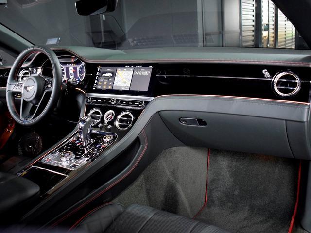 GT MY2020/1オーナ/MullinerDスペック/Naimオーディオ/ローテティングディスプレイ/ブラックライン/ツーリング・シティ・コンフォートシート・ムードライティング/Diamondローレット(55枚目)