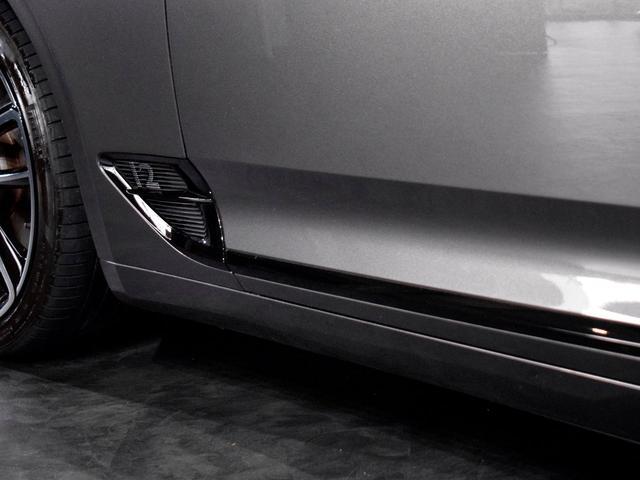 GT MY2020/1オーナ/MullinerDスペック/Naimオーディオ/ローテティングディスプレイ/ブラックライン/ツーリング・シティ・コンフォートシート・ムードライティング/Diamondローレット(77枚目)