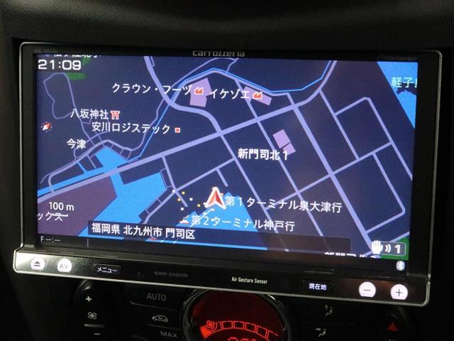 クーパー クロスオーバー 2DINナビ HID バックカメラ(4枚目)