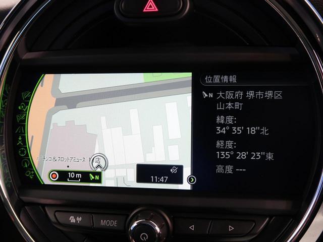 クーパー ミントPKG 純正HDDナビ バックカメラ LED(4枚目)