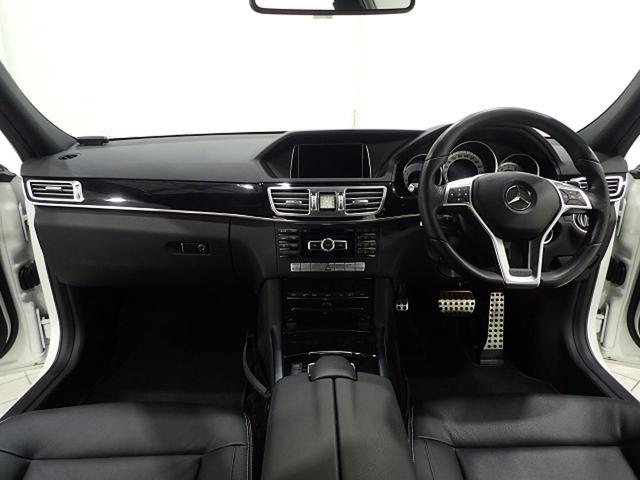 E350ワゴン アバンG AMGスポーツ サンルーフ 黒革(3枚目)