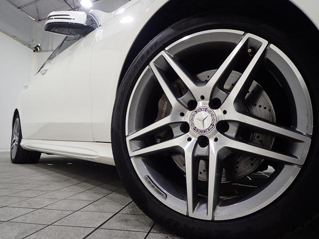 E350ワゴン アバンG AMGスポーツ サンルーフ 黒革(13枚目)