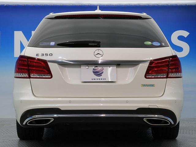 E350ワゴン アバンG AMGスポーツ サンルーフ 黒革(18枚目)