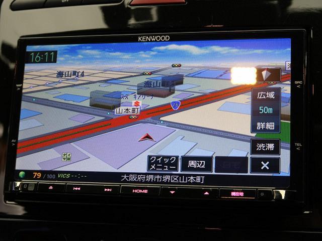 GTライン 1オーナー SDナビ/地デジ バックカメラ 黒革(4枚目)