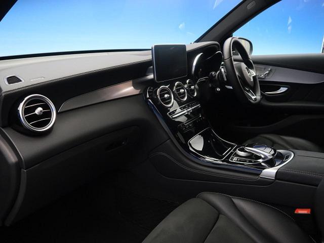 GLC250 4マチックスポーツ ワンオーナー Rセーフティ パワートランク 全席シートヒーター フットトランク パークトロニック 純正HDDナビ 前席パワーシート 純正19インチAW(8枚目)