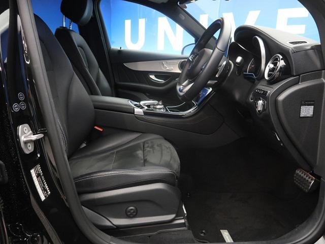 GLC250 4マチックスポーツ ワンオーナー Rセーフティ パワートランク 全席シートヒーター フットトランク パークトロニック 純正HDDナビ 前席パワーシート 純正19インチAW(10枚目)