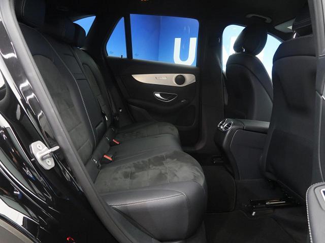 GLC250 4マチックスポーツ ワンオーナー Rセーフティ パワートランク 全席シートヒーター フットトランク パークトロニック 純正HDDナビ 前席パワーシート 純正19インチAW(11枚目)