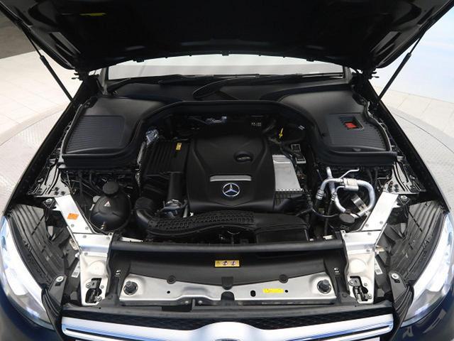 GLC250 4マチックスポーツ ワンオーナー Rセーフティ パワートランク 全席シートヒーター フットトランク パークトロニック 純正HDDナビ 前席パワーシート 純正19インチAW(15枚目)