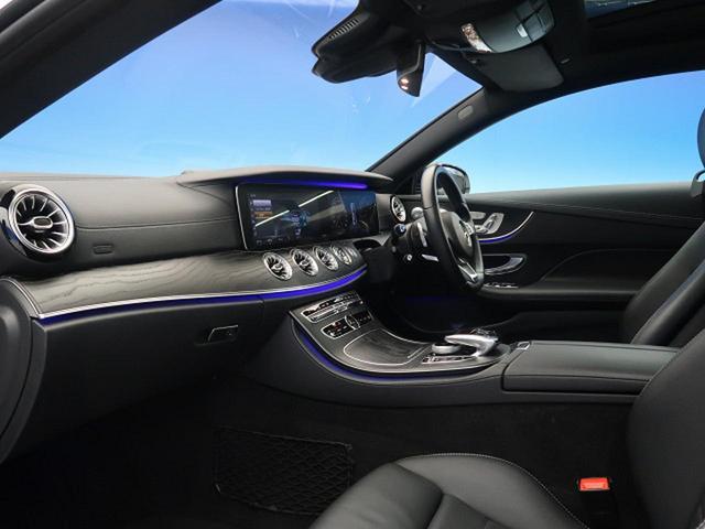 E200 クーペ スポーツ レザーパッケージ レーダーセーフティパッケージ マルチビームLEDヘッド HUD 純正HDDナビ 前席パワーシート&シートヒーター 360度カメラシステム(10枚目)