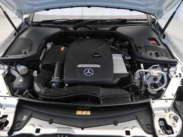 E200 クーペ スポーツ レザーパッケージ レーダーセーフティパッケージ マルチビームLEDヘッド HUD 純正HDDナビ 前席パワーシート&シートヒーター 360度カメラシステム(17枚目)