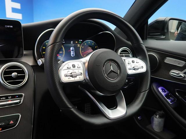 C180クーペスポーツレザーエクスクルシブパッケージ サンルーフ LEDヘッドライト 純正HDDナビ バックカメラ 純正AMG19インチアルミホイール 前席シートヒーター ヘッドアップディスプレイ(12枚目)