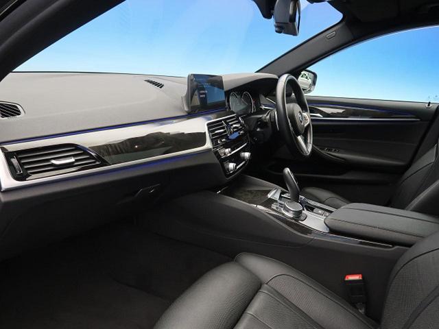 530iツーリング Mスポーツ イノベーションパッケージ コンフォートパッケージ セレクトパッケージ ドライビングアシストプラス パワーバックドア 純正HDDナビ 360度カメラ ハーマンカードン LEDヘッド(10枚目)