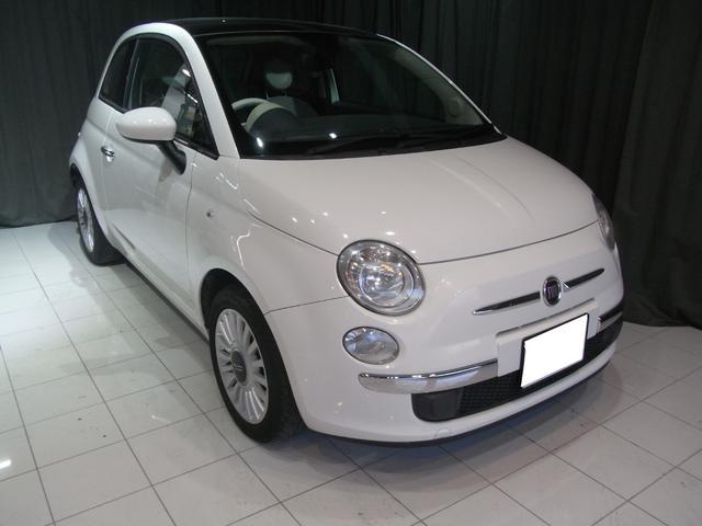 「フィアット」「500(チンクエチェント)」「コンパクトカー」「兵庫県」の中古車3