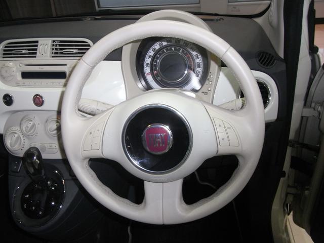 「フィアット」「500(チンクエチェント)」「コンパクトカー」「兵庫県」の中古車7