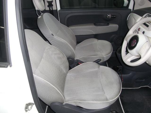 「フィアット」「500(チンクエチェント)」「コンパクトカー」「兵庫県」の中古車13